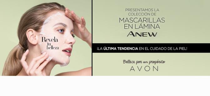 Avon… con lo último en cuidado para tu piel