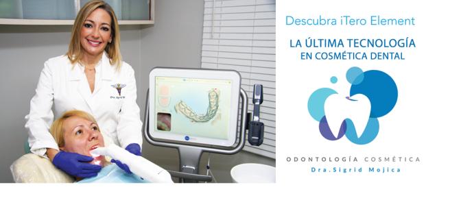 Dra. Sigrid Mojica, Cosmética Dental
