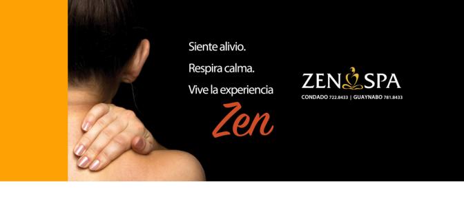 Vive la experiencia Zen