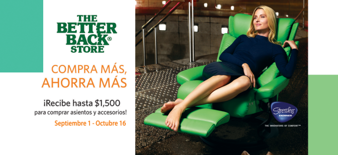 the Better Back Store, el mejor descanso para ti