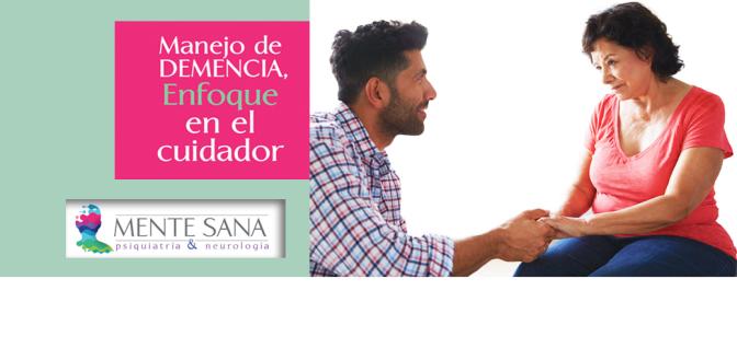 Mente Sana… ayuda al Cuidador