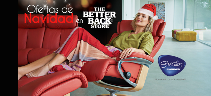 the Better Back Store… comodidad y estilo