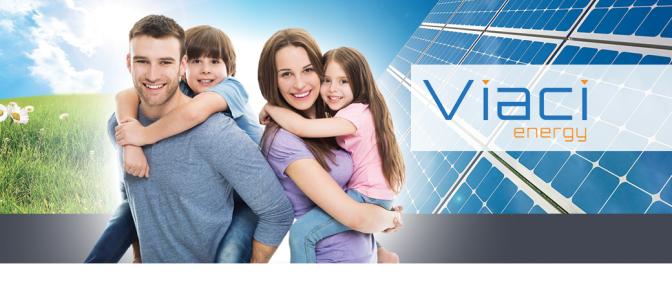 VIACI Energy… sistemas de energía renovable