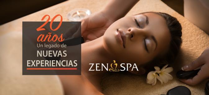 Zen Spa… ¡antójate de lo nuevo!