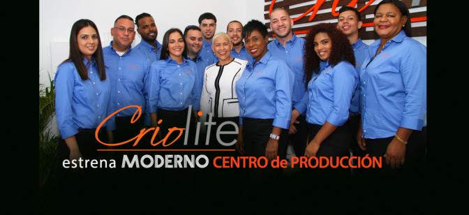 CrioLite… estrena centro de producción con su nuevo adobo