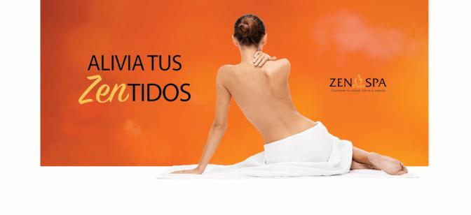 Zen Spa… alivia tus zentidos