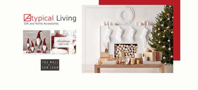 Atypical Living… regálate una Navidad atípica
