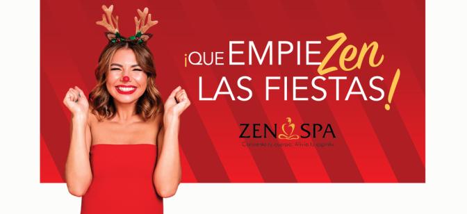 Zen Spa… FeliZen NAvidad