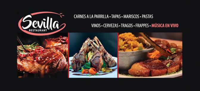 Restaurant Sevilla… con ofertas para el Día de las Madres