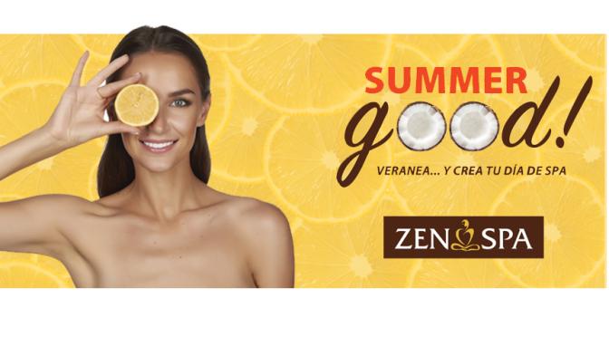 Veranea… y crea tu día Spa en Zen Spa