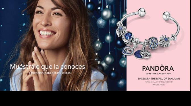 En Pandora, The Mall of San Juan, lo encontrarás