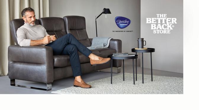 the Better Back Store… lo mejor de dos mundos, diseño y confort