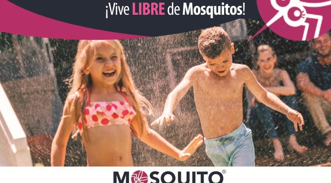 Mosquito Authority… Vive Libre de Mosquitos