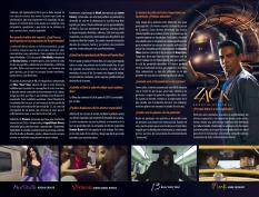 Entrevista Parte II - Zack: Enfrentamiento Mortal