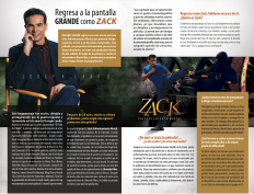 Entrevista Parte I - Zack: Enfrentamiento Mortal