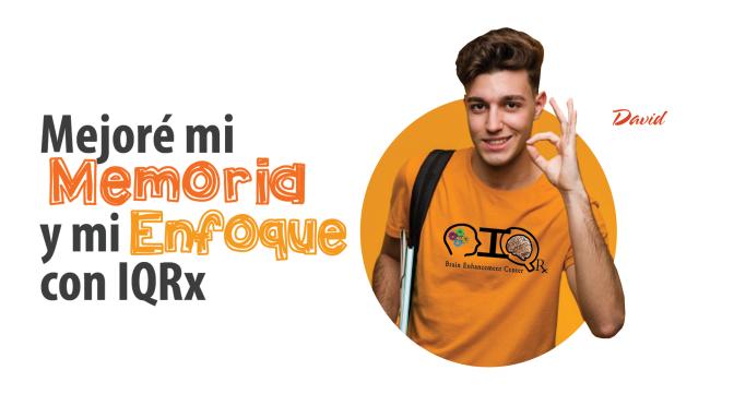 IQRx… es para todos