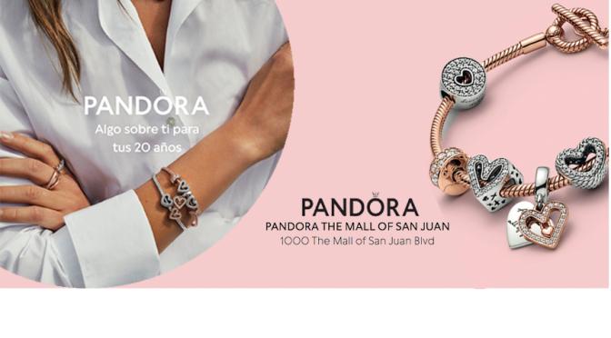 Pandora, the Mall of San Juan