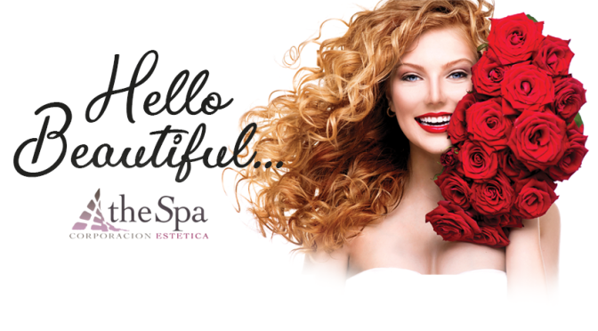 The Spa, Corporación Estética… Brows, lashes & Beautiful