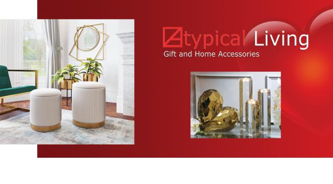 Atypical Living… Muebles y Accesorios para ambientarte