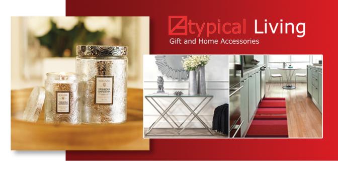 Atypical Living… Muebles y Accesorios para ambientarte para cada época