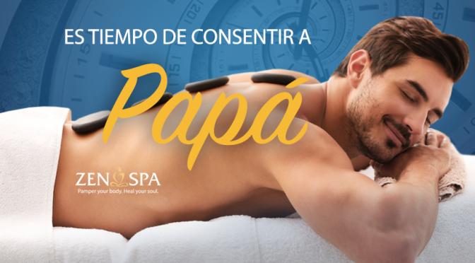 Zen Spa… Descansa tu Mente, Mima tu Cuerpo